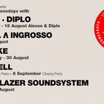 Ushuaïa announce 'Limited Edition' Wednesdays with Alesso, Axwell, Ingrosso, and many more