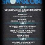 SnowGlobe 2012