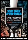 Spin Doctor's Hip Hop Pub Quiz