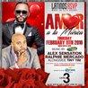 Amor A La Musica Alex Sensation Live At Level 3