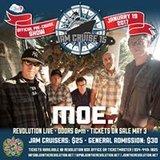 Jam Cruise Pre Cruise Show ft: Moe. | January 19, 2017