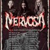 Nervosa / The Everscathed / Hibria / Suspended / Wrath / Reign at Reggies Rock Club