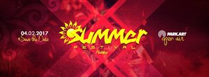 Summer Festival - [12H Open Bar] - OPEN AIR