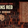 August Burns Red Messengers 10 Year Anniversary Tour