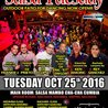 World Famous Salsa Tuesday at Alhambra-2RMS, 4DJs, 2Classes