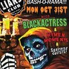Halloween Night w/ Black Actress, Hymen Moments,Surprise Guests!