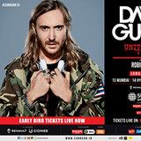 Sunburn Arena with David Guetta & Robin Schulz - Delhi NCR