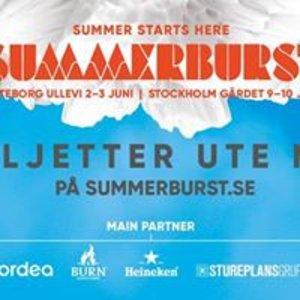 Summerburst 2017 Stockholm
