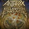 Anthrax & Killswitch Engage The KillThrax Tour LIve at Danforth Music Hall