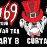 Sham 69, Creepshow, and Gallows Bound at The Curtain Club