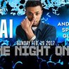 One Night Only ft. MC SAI