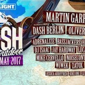 Bud Light WiSH Outdoor Mexico 2017