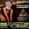 Monday! North Bay Cabaret at DNA Lounge!
