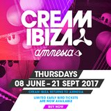 Cream Ibiza Opening Party at Amnesia