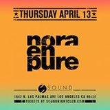 Sound presents Nora En Pure
