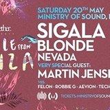 People From Ibiza: Sigala, Blonde, Martin Jensen