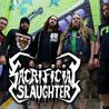 Sacrificial Slaughter ~ Voices of Ruin ~ Sentient Horror ~ Percussor at KFN