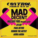 Mad Decent: Walshy Fire, JSTJR, Paul Devro, HenrikTheArtist