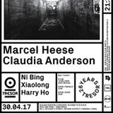 Tresor Berlin Showcase // Marcel Heese / Claudia Anderson