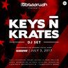 Keys N Krates x Bassrush at Bassmnt Monday 7/3