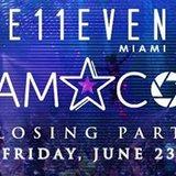 Cam Con Closing Party