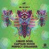 Dreamstate presents Liquid Soul, Captain Hook & Perfect Stranger