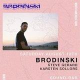 Brodinski at Sound-Bar Chicago