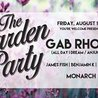 The Garden Party with Gab Rhome (All Day I Dream)