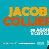 Jacob Collier / Mie 30.08 20 hs / Niceto Club