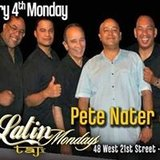 Latin Mondays at TAJ - Willie Alvarez All Stars