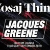 Nosaj Thing & Jacques Greene