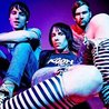 The Cribs with PAWS