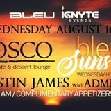 BLEU Sunsets : Wednesday HOUSE Sessions at BOSCO