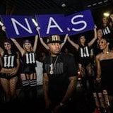 NAS - Fight Weekend Marquee Nightclub