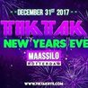 TIK TAK New Years Eve | Rotterdam