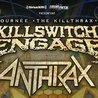 Sirius XM présente Killswitch Engage & Anthrax // Montréal