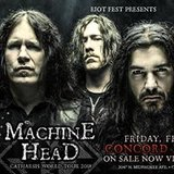 Machine Head - Concord Music Hall - 2/23/18