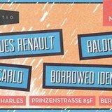 Good Ratio: Jacques Renault, Borrowed Identity, Baldo, Carlo