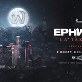 EPHwurd w/ Luca Lush, Whipped Cream & Jvmpkicks at The Belasco