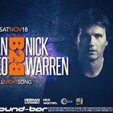 Hernan Cattaneo b2b Nick Warren (All Night Long) at Sound-Bar