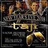 New Years Eve 2018 at Taj ll