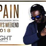 T-Pain NYE Weekend