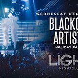 Blackout Artists Holiday Party