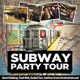 Underground Subway Party!