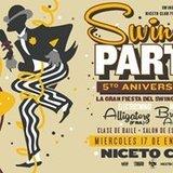Swingin' Party 5to Aniversario