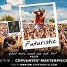 Futuristic w/ IshDarr & Special Guests at Cervantes' Masterpiece Ballroom