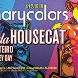 Sound presents Primary Colors with Felix Da Housecat