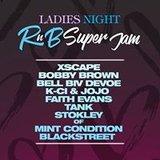 Ladies Night R&B Super Jam