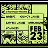 QREEPZ, QUINCY JAMES, SAWYER JAMES, KUMARION & YOHINESS