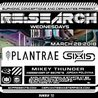 RE:Search Feat. Feat. Plantrae and Sixis w/ Mikey Thunder, Messenger of Secrets, Jordan Polovina at Cervantes' Other Side